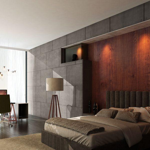 Concrete GRIGIO LONDRA 602  - Concrete