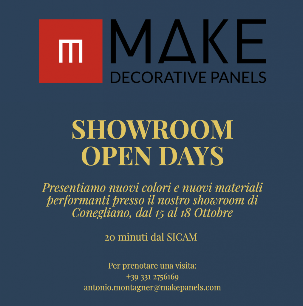SHOWROOM Open Days
